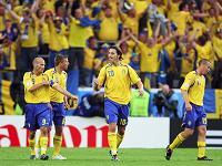 Sverige mötte Estland