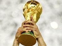 Spel på segraren i FIFA World Cup 2014.