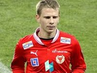 Johan Bertilsson Gefle IF.